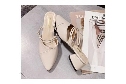 Fashionhomez 8145 Katty Slip On Shoes ( size 35 - 40 )