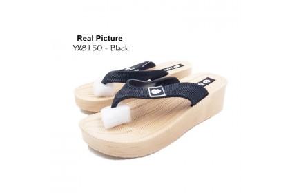 Fashionhomez 8150 Kellies Wedges Slipper ( size 36 - 40 )
