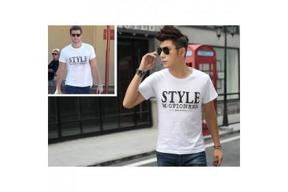 Fashionhomez  5232 Loose Short-Sleeve Shirt