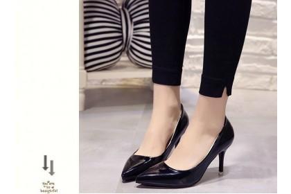 Fashionhomez 8037-C Fellora Heel (7cm , 8cm ) - size 35-40