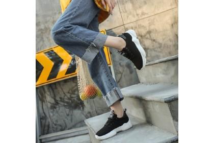 Fashionhomez 8040 Lace Up Sport Shoes ( size 35-40 )