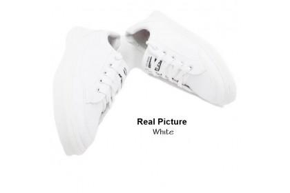 Fashionhomez 8041 Lace Up Canvas Shoes ( size 36-40 )