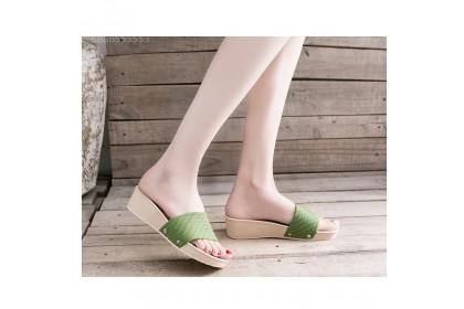 Fashionhomez 8150-A Kellies Wedges Slipper ( size 36 - 40 )