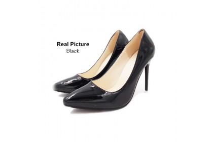 Fashionhomez 8037 Fellora Heel ( 10cm ) - size 34-41 Plus Size