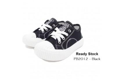 Fashionhomez 2012 Baby Lace Up Canvas Shoes ( size 27-32 )