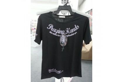 Fashionhomez 3655 Mens Short Sleeve Shirt T-shirt