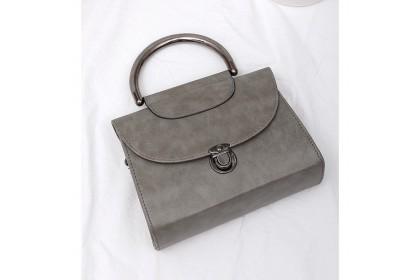 Fashionhomez 5425 Tide Lock Shoulder Sling Bag