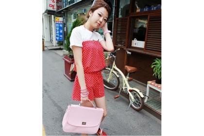 Fashionhomez BW5015 Candy Basic Handbag