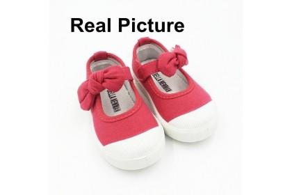 Fashionhomez 2011 Children Shoes With Ribbon ( size 23 )