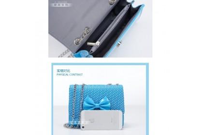 Fashionhomez BW3025 Elegant female Shoulder Messenger Bag