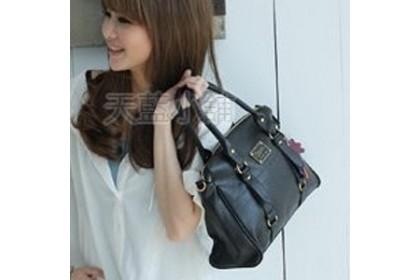 Fashionhomez BW422 Plain Square Handbag