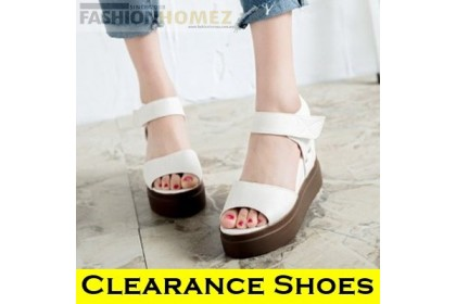 CLEARANCE  7880 Women Korean Fashion Wedges (size 36,38,39)