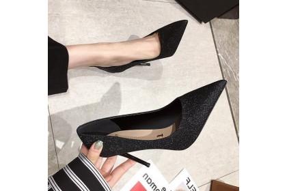 Fashionhomez 8216 Bellarina Bling Heel ( size 35-41 ) - Plus Size