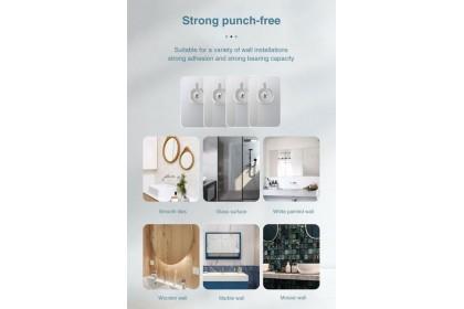 Fashionhomez Touchless Automatic Sensor Foam Soap Dispenser Wall Mounted (550ML)