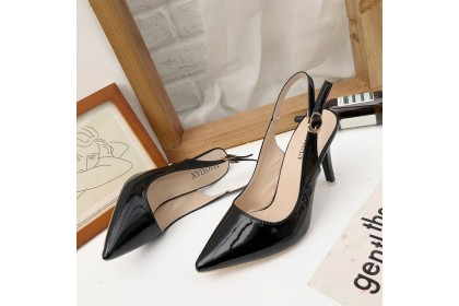 Fashionhomez 8221 Salma Back Strap Heel ( size 35-40 )