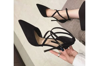 Fashionhomez 8227 Mandy Pointed Heels (Size 36-40)
