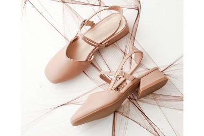 Fashionhomez 8230 Alees Strappy Heel ( size 35-40 )