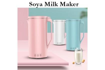 Fashionhomez Mini Soya Milk Maker Soya bean Machine Multifunctional